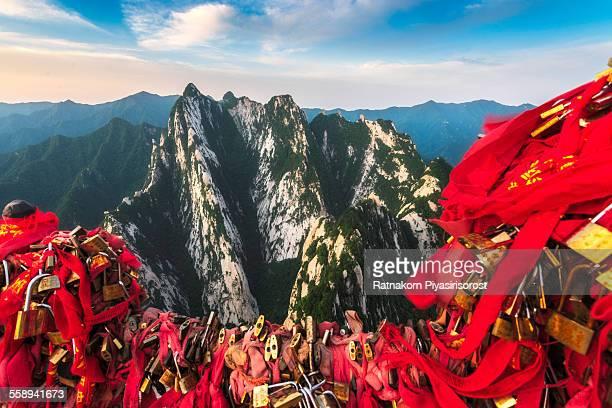 Mount Hua, Huashan