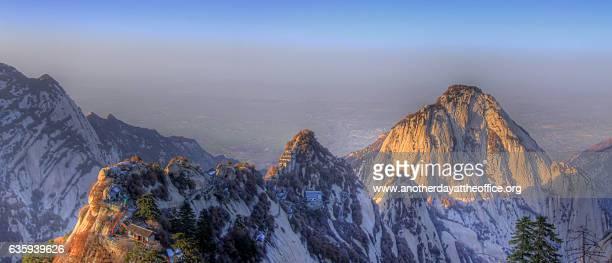 mount hua north peak