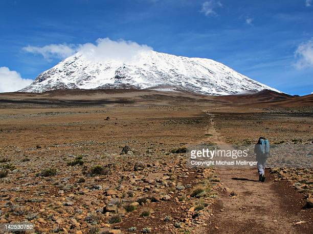 Mount Kilimanjaro-Marangu Route-Kibo Hut-Tanzania