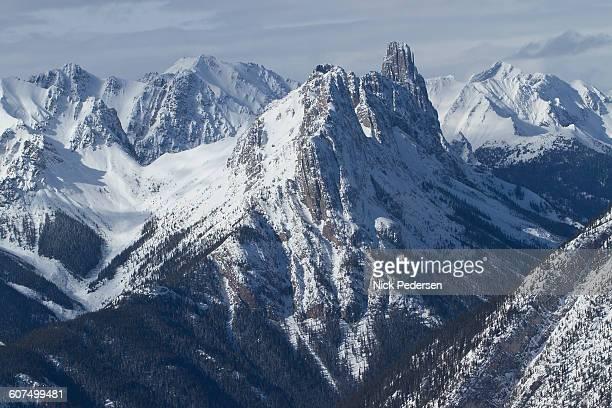 Mount Louis in Banff