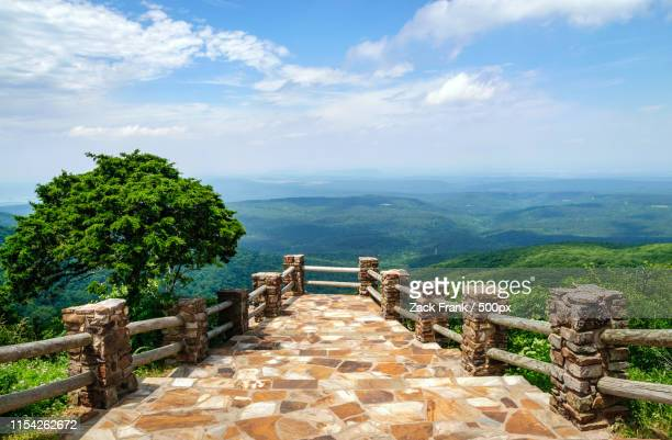 mount magazine state park - arkansas stock pictures, royalty-free photos & images
