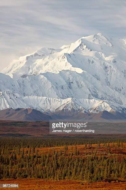 Mount McKinley (Mount Denali), Denali National Park and Preserve, Alaska, United States of America