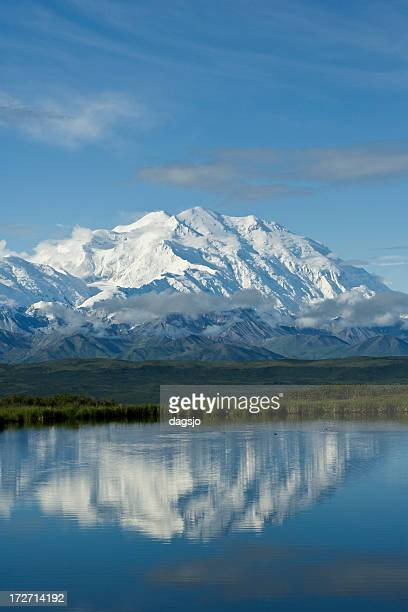 mount mckinley - mt mckinley stock photos and pictures