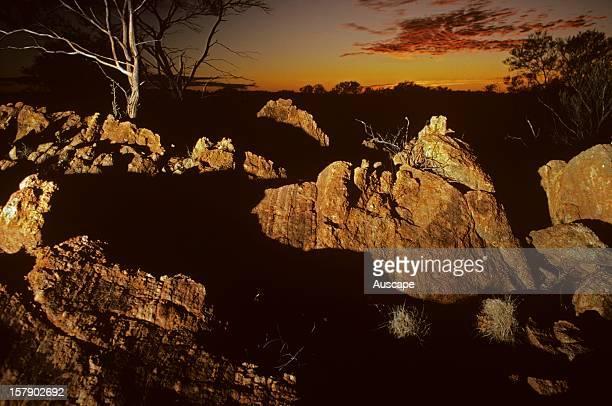 Mount Narryer Granitic foundations of worlds oldest land crust known as the Narryer Gneiss Terrane 36 billion year old quartzite Narryer Range...