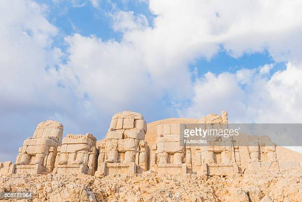mount nemrut - caucasus stock pictures, royalty-free photos & images