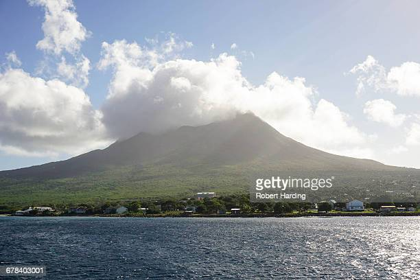 Mount Nevis, St. Kitts and Nevis, Leeward Islands, West Indies, Caribbean, Central America