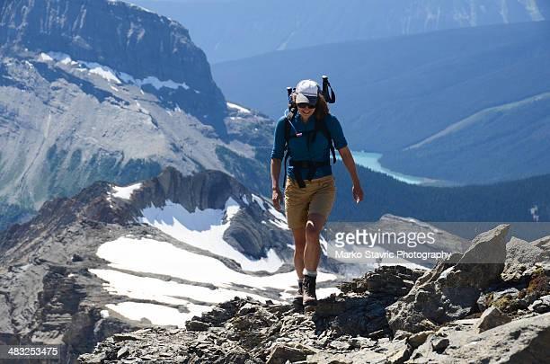 mount niles summit - shorts stock-fotos und bilder