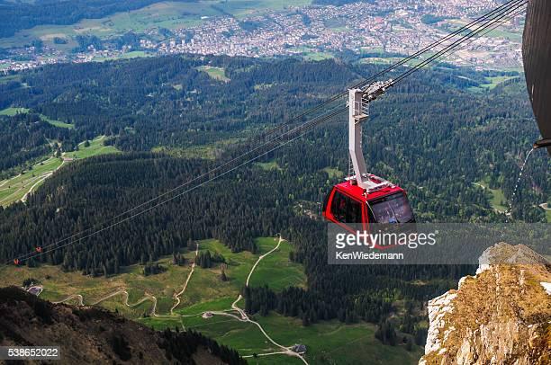 Berg Pilatus-Straßenbahn