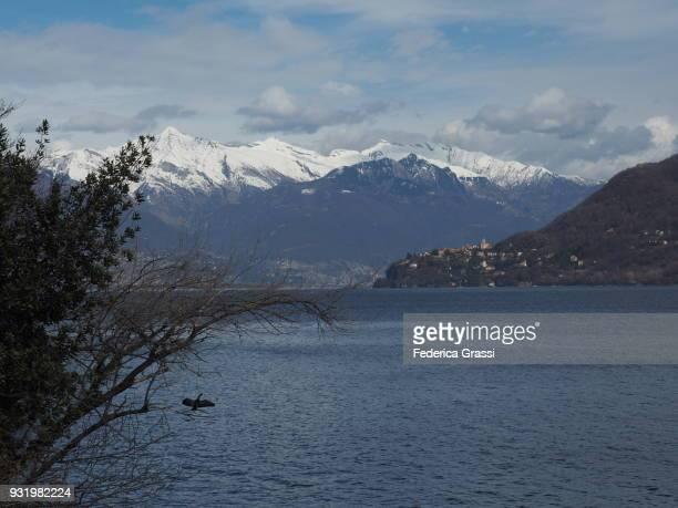 Mount Pizzo Vogorno and Lake Maggiore