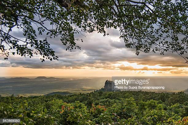 Mount Popa bagan, myanmar