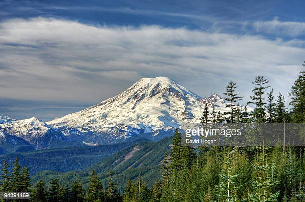 Mount Rainier in All Her Glory