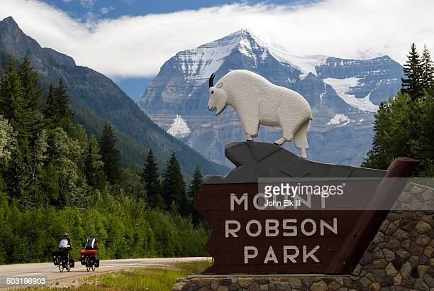 Mount Robson Provincial Park, entry