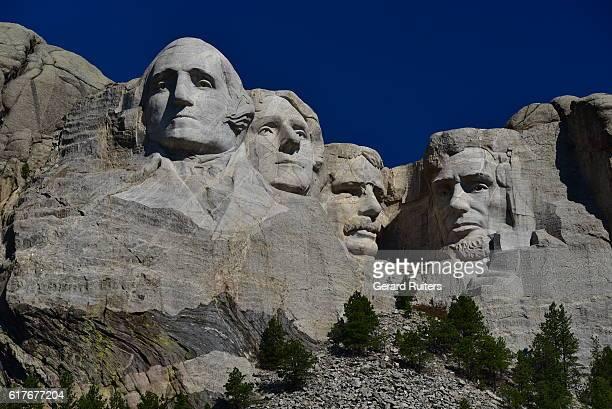 Mount Rushmore National Memorial, South Dakota, South Dakota