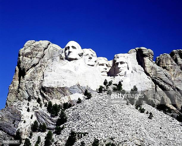 Mount Rushmore National Monument 1999