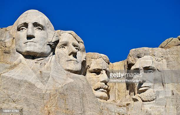 mount rushmore national monument - black hills stock photos and pictures