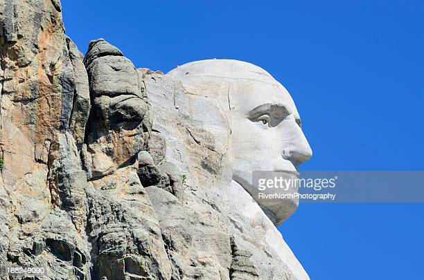 mount rushmore national monument - presidents day stock pictures, royalty-free photos & images