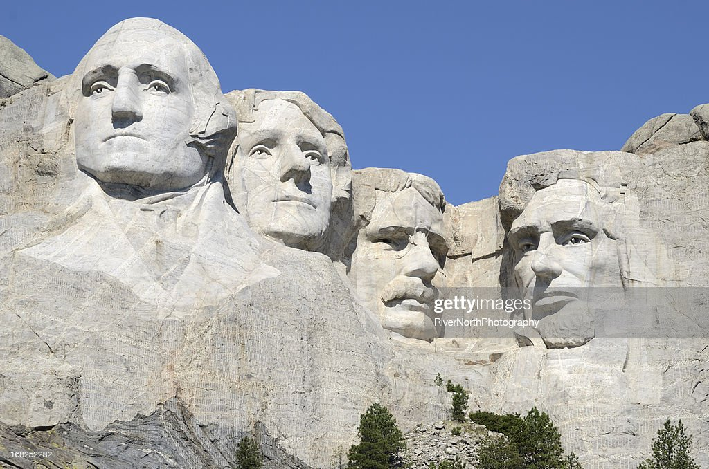 Mount Rushmore National Monument : Stock Photo