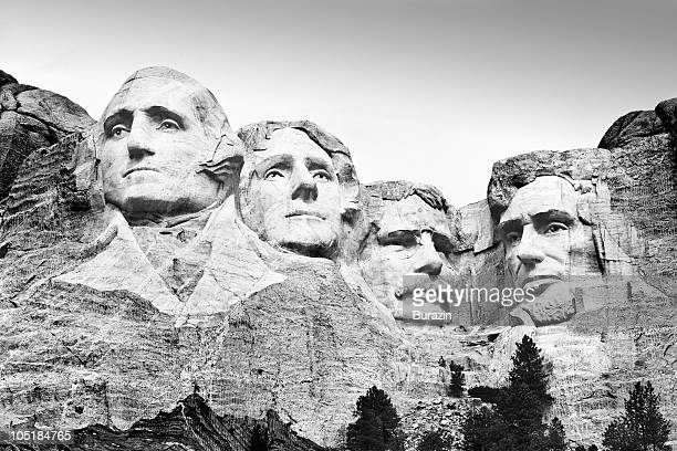 mount rushmore - us president stock pictures, royalty-free photos & images