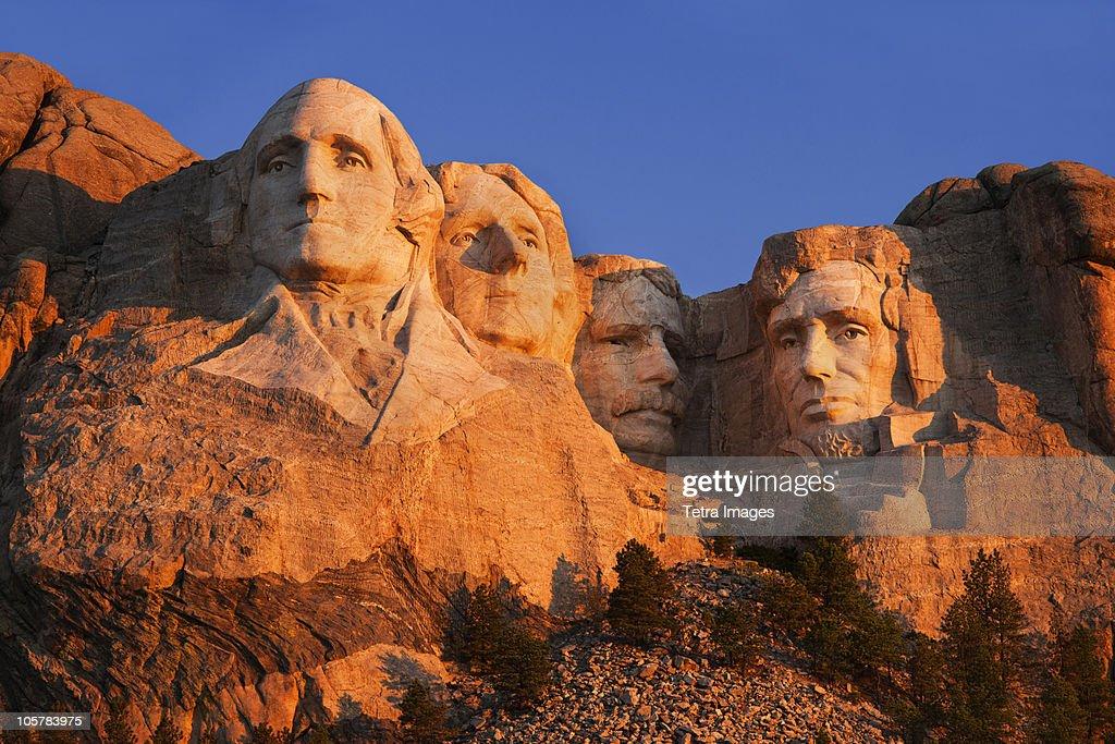 Mount Rushmore : Stock Photo
