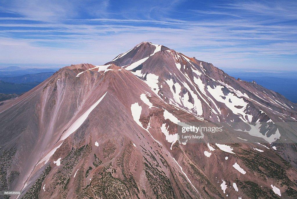 Mount Shasta in California, USA : Stock Photo
