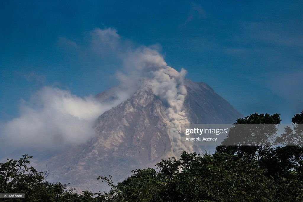 Karo As mount sinabung erupts in indonesia photos and images getty images