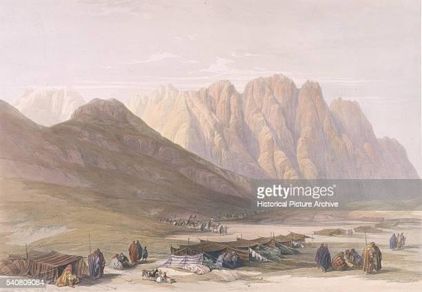 Mount Sinai 1859