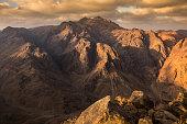Mount Sinai. Egypt.