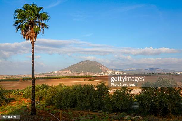 Mount Tabor, Jezreel Valley