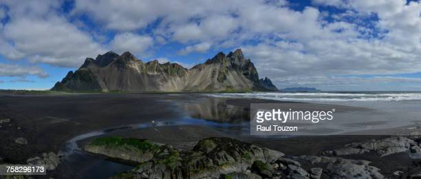 iceland. - austurland stock pictures, royalty-free photos & images