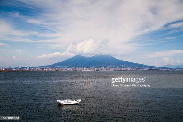 Mount Vesuvius, Bay of Naples