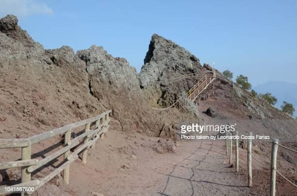 mount vesuvius - leonardo costa farias stock photos and pictures