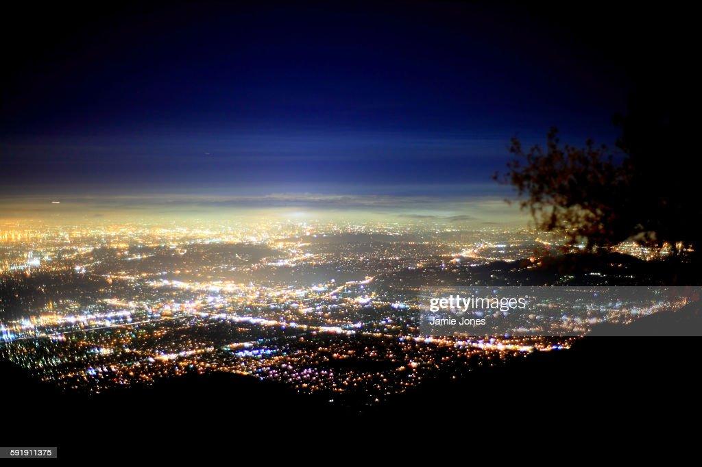 Mount Wilson Observatory : Stock Photo