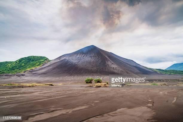 Mount Yasur Volcano Tanna Island Vanuatu