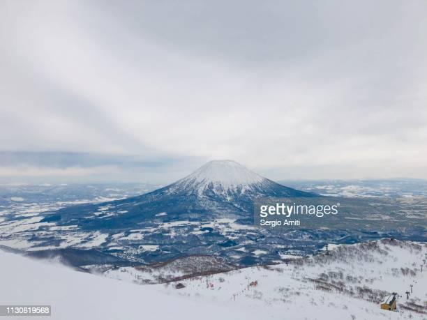 Mount Yotei at Niseko, Hokkaido
