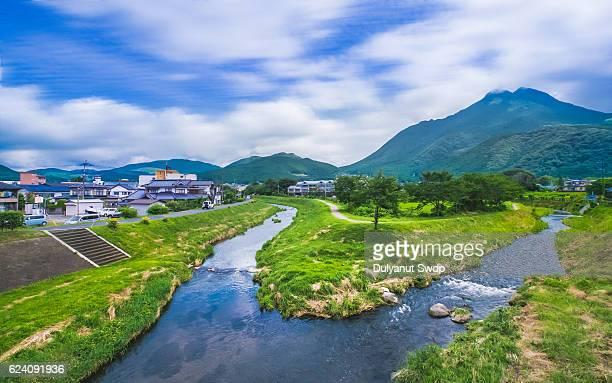 Mount Yufu, Yufu, Oita, Japan