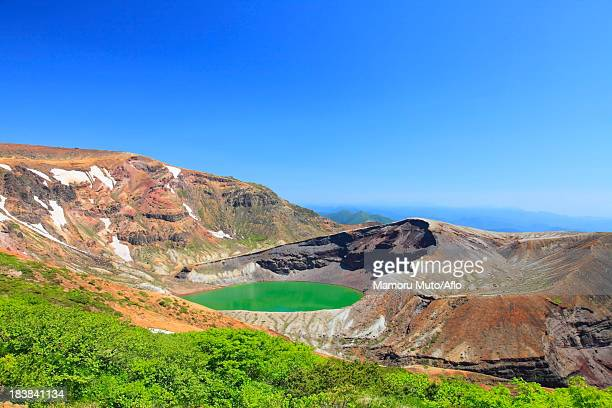 Mount Zao caldron, Miyagi Prefecture