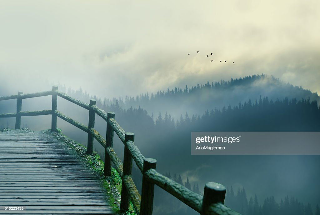 mountain area : Stock Photo