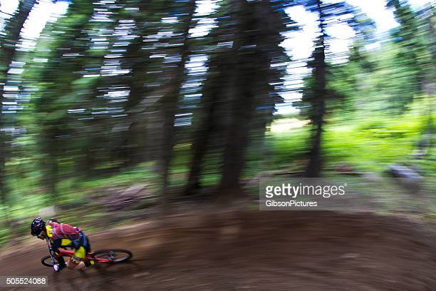 Mountain Bike Girl