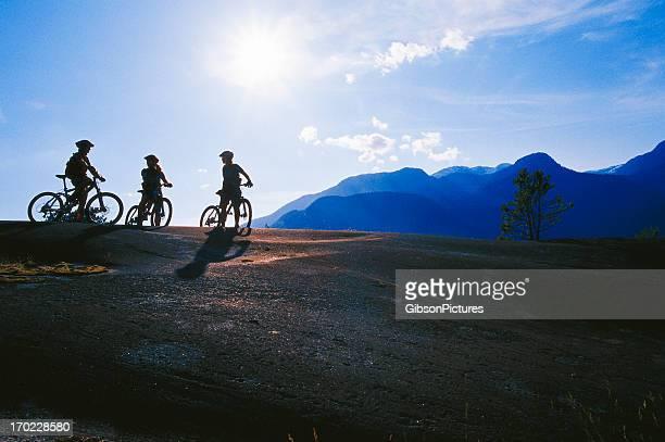 Mountain Bike Girls Ride