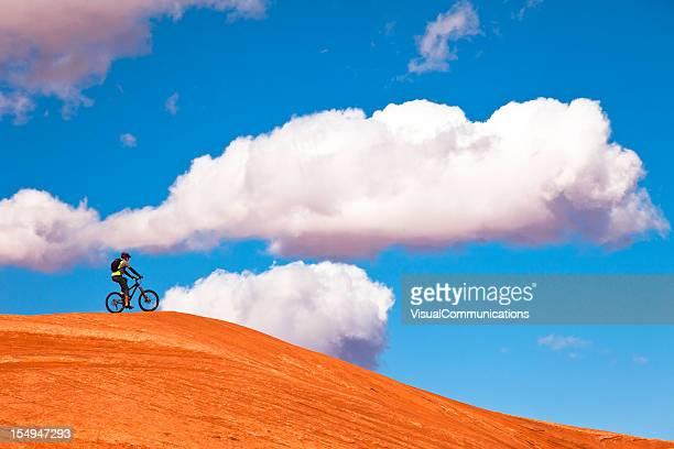 Mountainbiken in Utah
