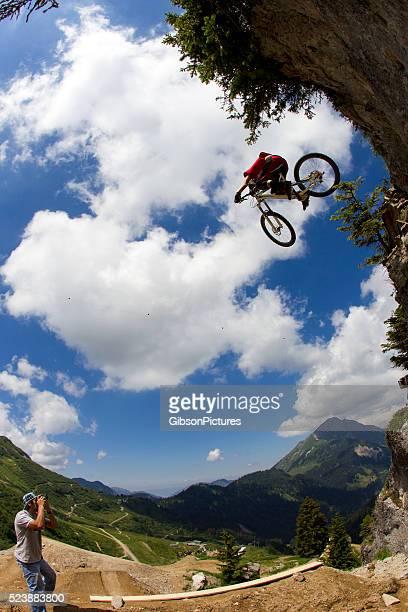 Mountainbike-Photographer