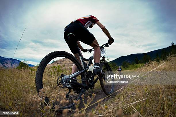 mountain bike race - cycling event stock pictures, royalty-free photos & images