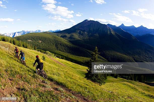 Mountain Bike Rocky Mountains