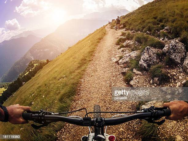 Mountainbike: Single Trail
