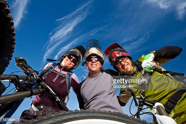 Mountain Biking friends