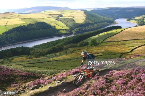 Mountain Biking in The Peak District National Park