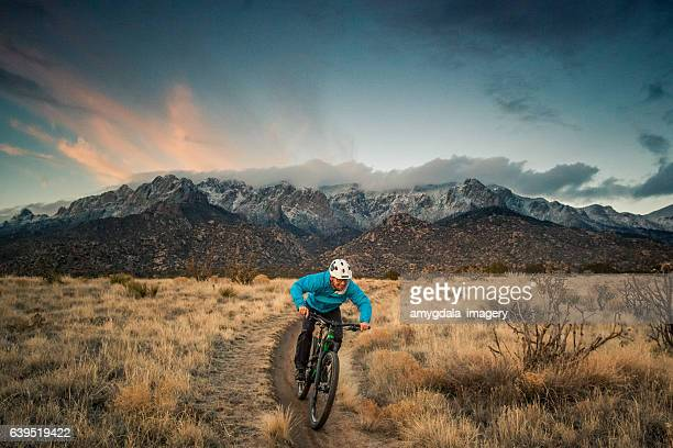 mountain biking nature and adventure