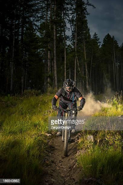 mountain biking - kelowna stock pictures, royalty-free photos & images