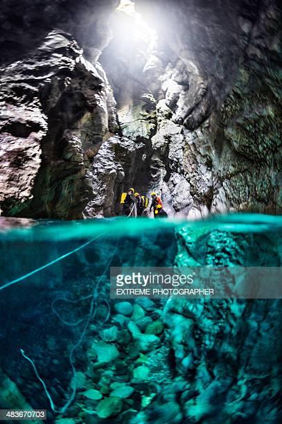 Grottes de la montagne