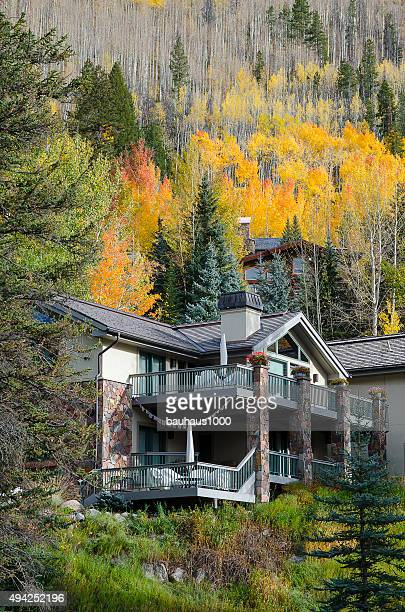 Mountain Chalets in Vail, Colorado